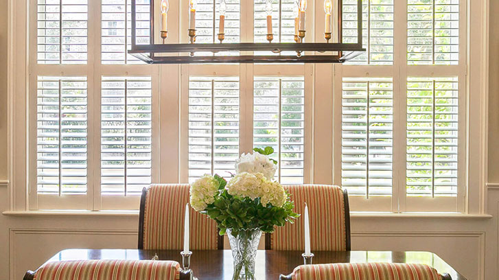 Classic Louver Shutters